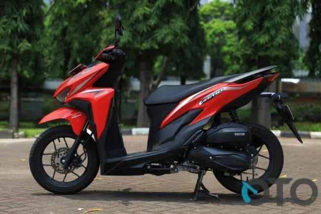 Perubahan Honda Vario Dari Masa ke Masa