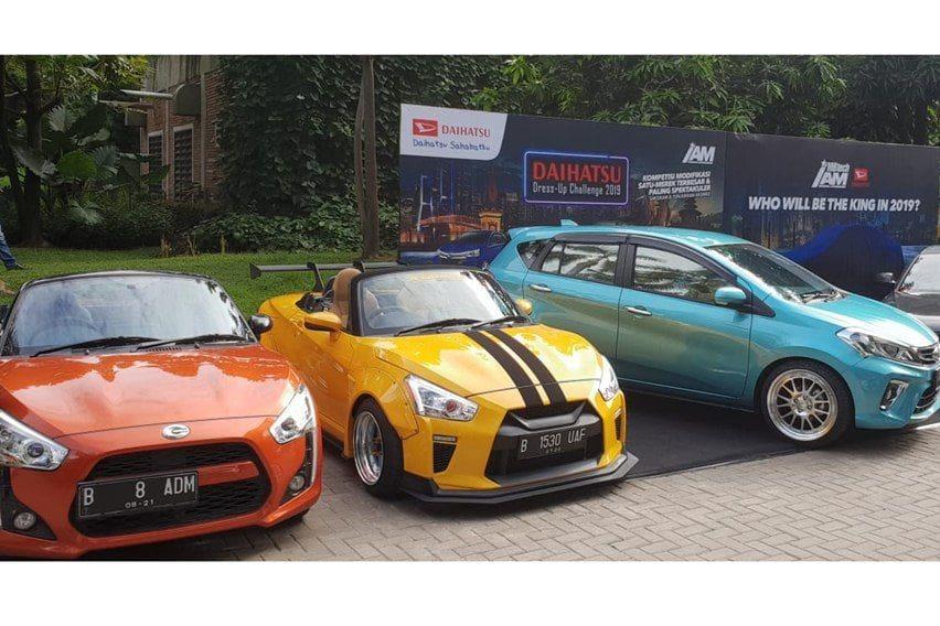 Gandeng IAM, Daihatsu Siap Beri Warna Baru pada Kontes Modifikasi