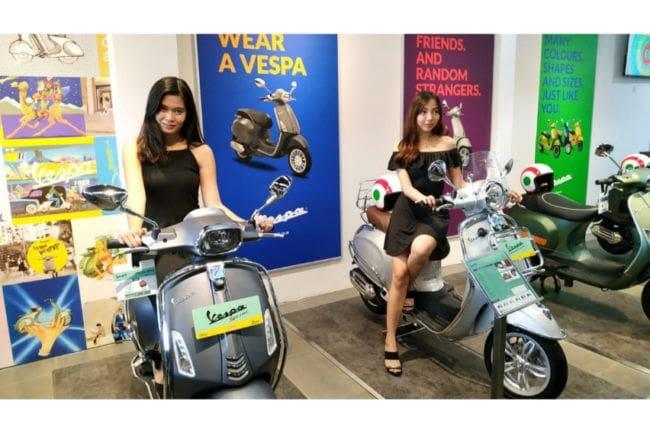 Deretan Vespa Limited Edition yang Pernah Ada di Indonesia