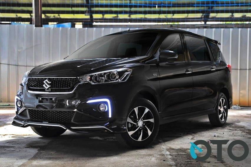 IIMS 2019: Penjualan Suzuki Positif, All New Ertiga Masih Jadi Primadona