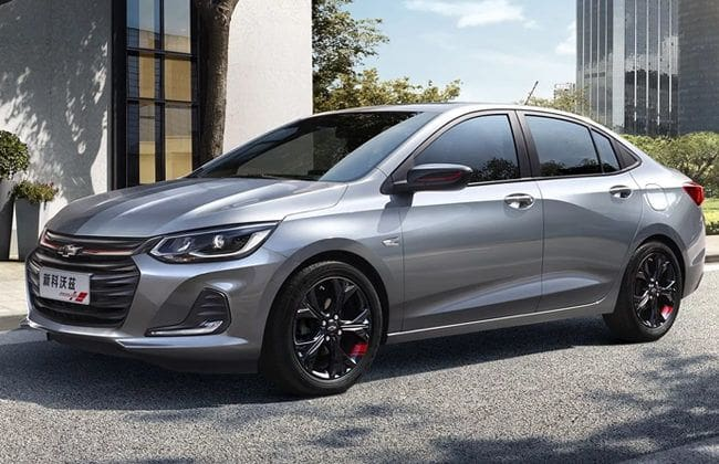 All New Chevrolet Onix Based On The Gem Platform Officially