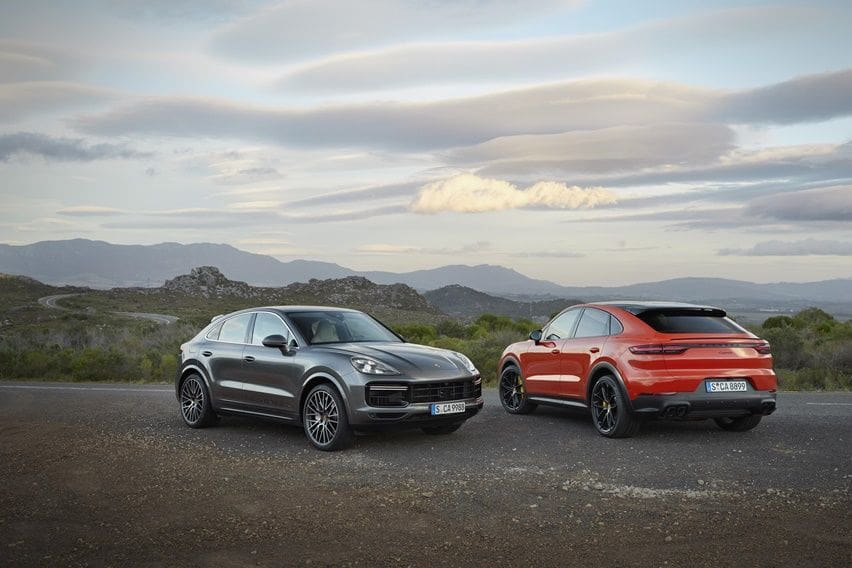 Porsche Cayenne membantu Macan mendongkrak sales