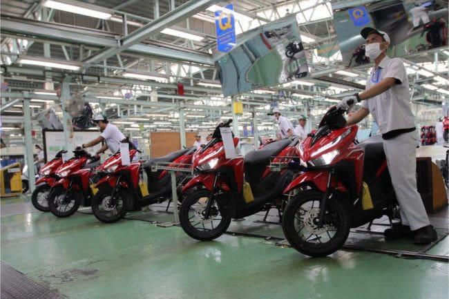 Ekspor Astra Honda Motor Meningkat, Vario Masih Jadi Andalan