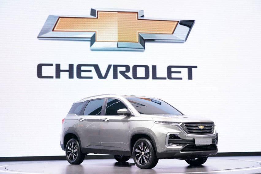 Chevrolet Captiva Buatan Wuling Indonesia Diluncurkan 9 September, Harga Sekitar Rp 400 Jutaan
