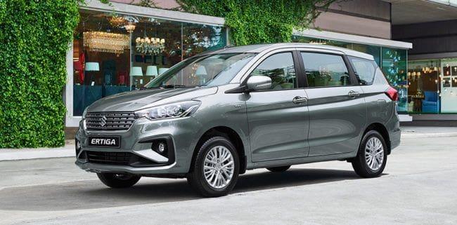 Suzuki Ertiga di India Dapat Mesin Diesel Baru