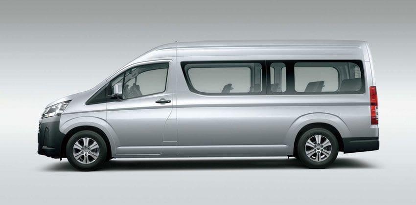 Toyota Hiace Side