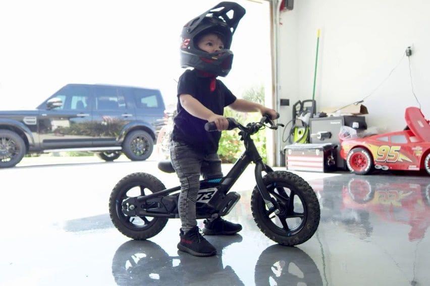 Harley Davidson Serius Garap Sepeda Listrik Anak Kecil
