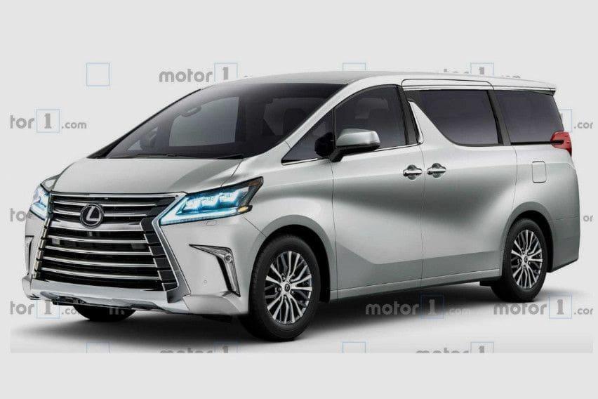 Lexus Siapkan MPV Mewah Berbasis Alphard dan Vellfire