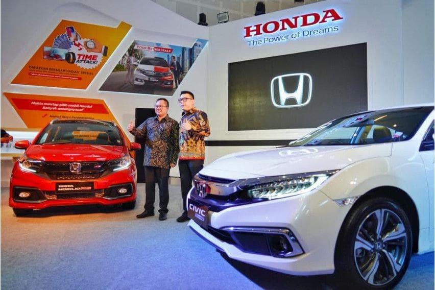 GIIAS 2019: Honda Hadirkan Program Spesial di Surabaya
