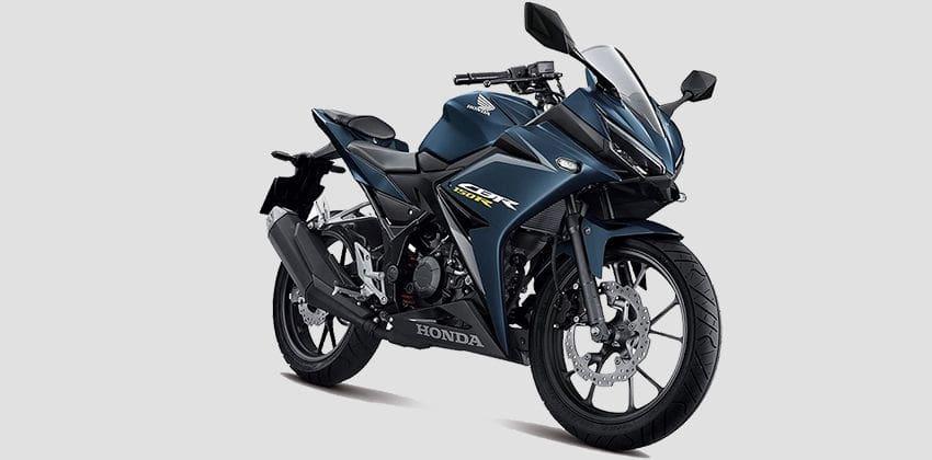 2019 Honda CBR150R BLUE