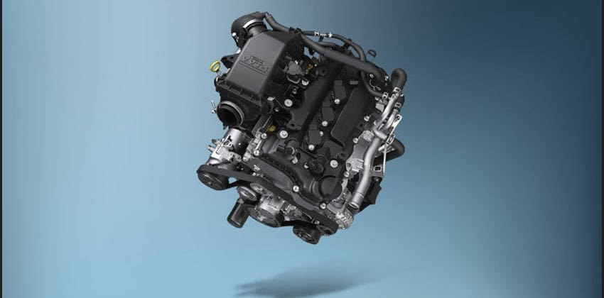 Toyota Rush Engine