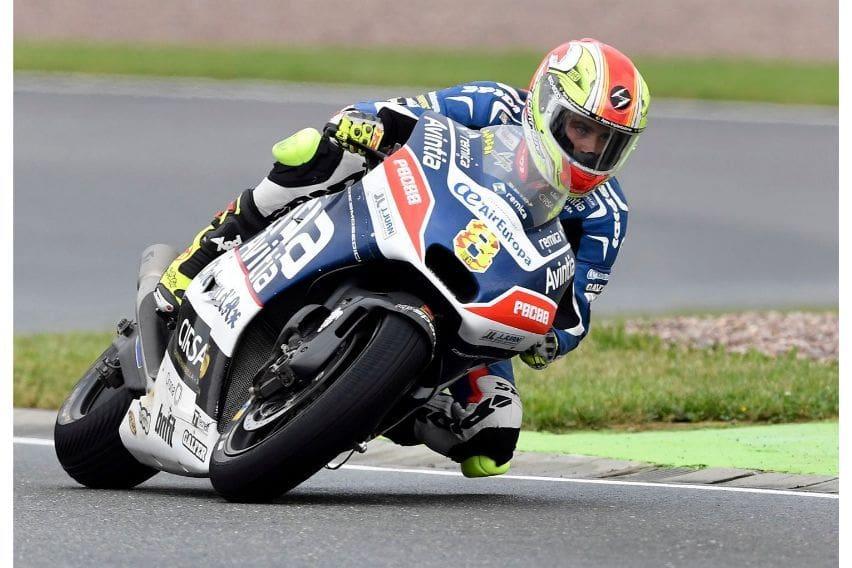 Mantan Pembalap MotoGP, Hector Barbera Batal Balapan Karena Motornya Hilang
