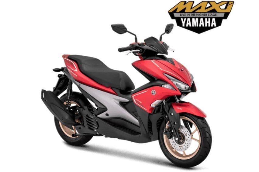Cicilan Yamaha Aerox Mulai Rp 1 Jutaan, Ini Skema Angsurannya