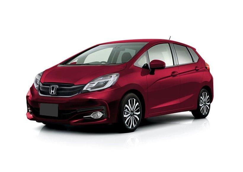 Beginikah Tampilan Honda Jazz 2020?