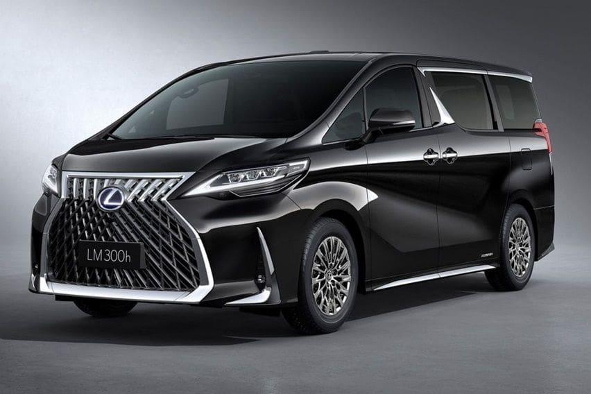 MPV Glamor Lexus LM Mulai Dijual Rp 2,5 Miliar, Toyota Alphard Lewat