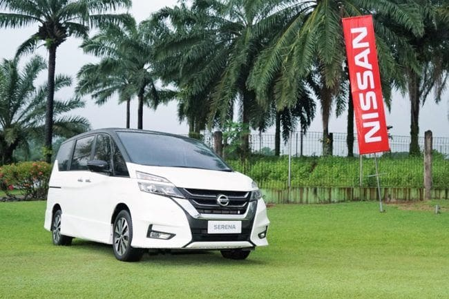 First Drive All New Nissan Serena: Makin Berkelas!