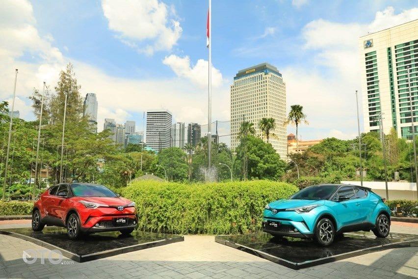 10 Fitur Keamanan Toyota C-HR Hybrid yang Baru Dirilis di Indonesia