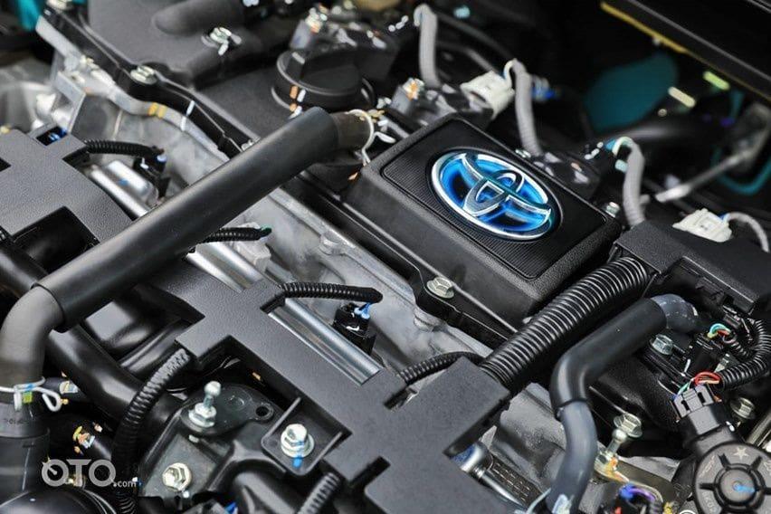 Mesin C-HR Hybrid
