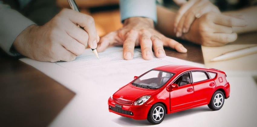 car insurance procedure