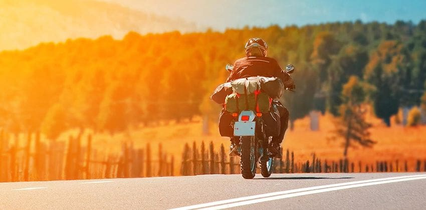 Motorcycle insurance COVERS