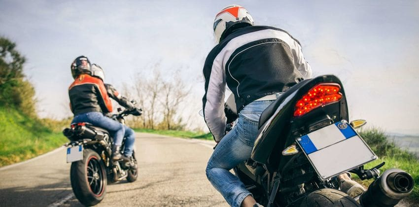 Motorcycle insurance ADD-ONS