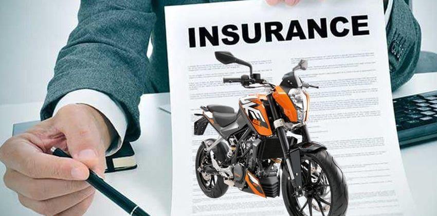 Motorcycle insurance KEY THINGS