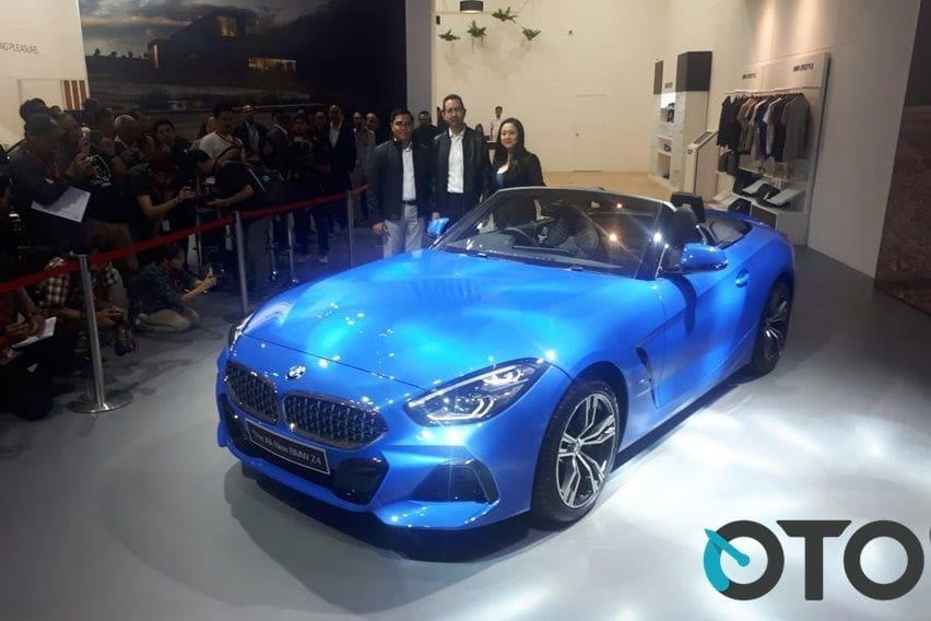 IIMS 2019: All-New BMW Z4 sDrive30i Resmi Dijual