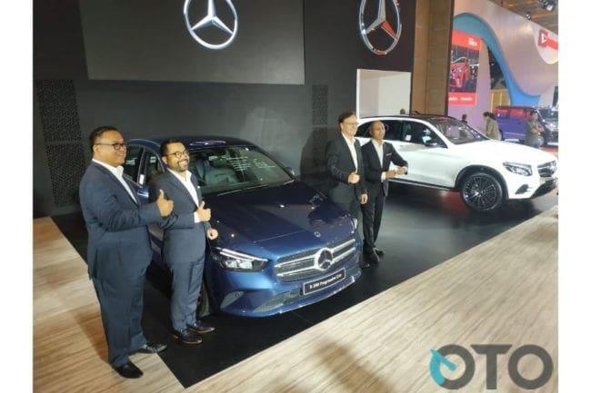 IIMS 2019: MPV Mewah, Mercedes-Benz B-Class Resmi Meluncur