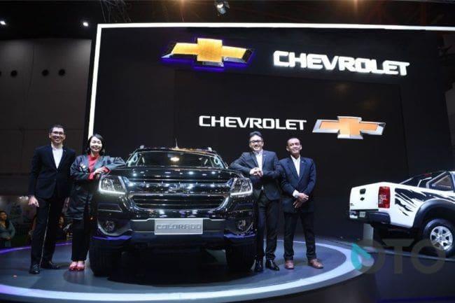 IIMS 2019: Chevrolet Tawarkan Cicilan Mulai Rp 3 Jutaan Hingga Bunga 0 Persen