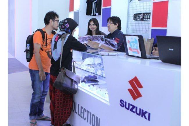 IIMS 2019: Suzuki Tawarkan Promo Aksesoris