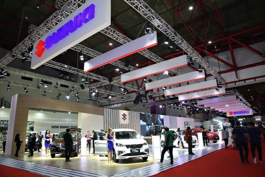 IIMS 2019: Suzuki Sediakan 6 Leasing Mobil, Banyak Promo dan Cicilan Menarik