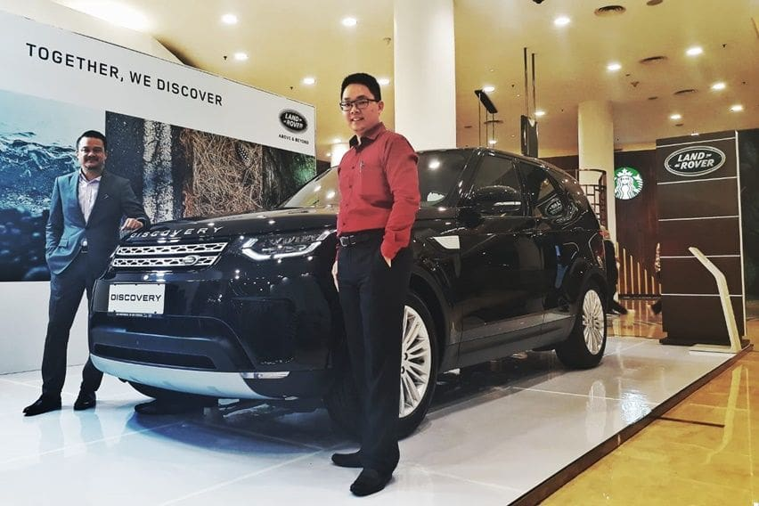 Land Rover Indonesia Luncurkan Discovery Varian Mesin Kecil
