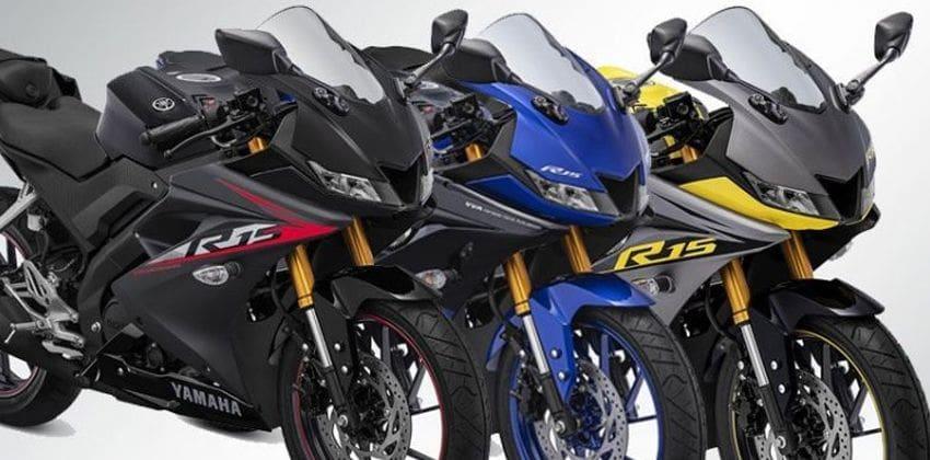 Yamaha R15 Punya Warna Baru untuk Pasar Thailand