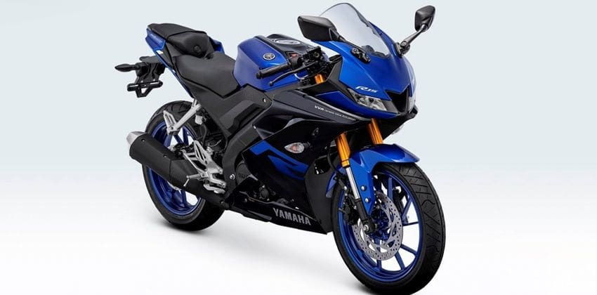 2019 Yamaha YZF-R15 IN BLUE