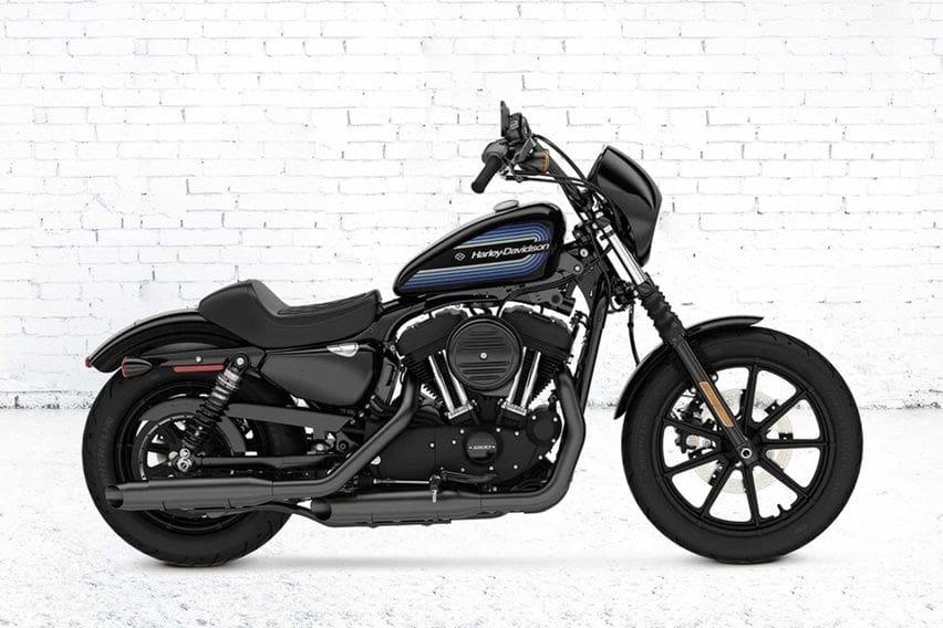 IIMS 2019: Ini Spesifikasi Lengkap Harley-Davidson Iron 1200