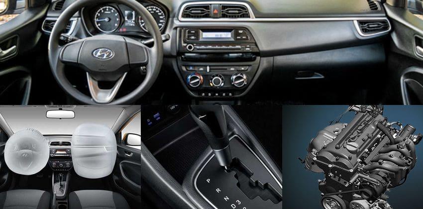 Hyundai Reina Features