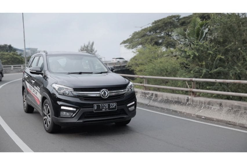 First Drive DFSK Glory 560: SUV Termurah Se-Indonesia