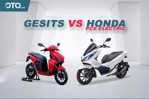 Harga Otr Gesits Electric Di Surabaya Simulasi Kredit Cicilan Oto