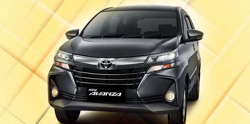 Toyota Avanza Front