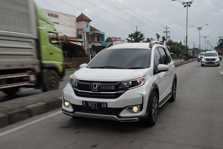 Kenal Lebih Detail Varian Tertinggi Honda BR-V Prestige