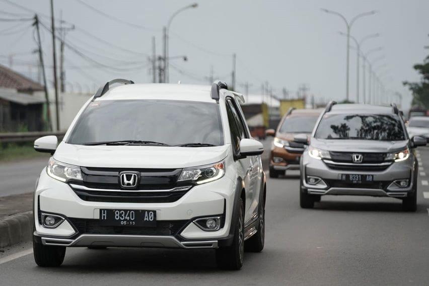 First Drive New Honda BR-V: Paras dan Harga Meningkat, Layak Dibeli?