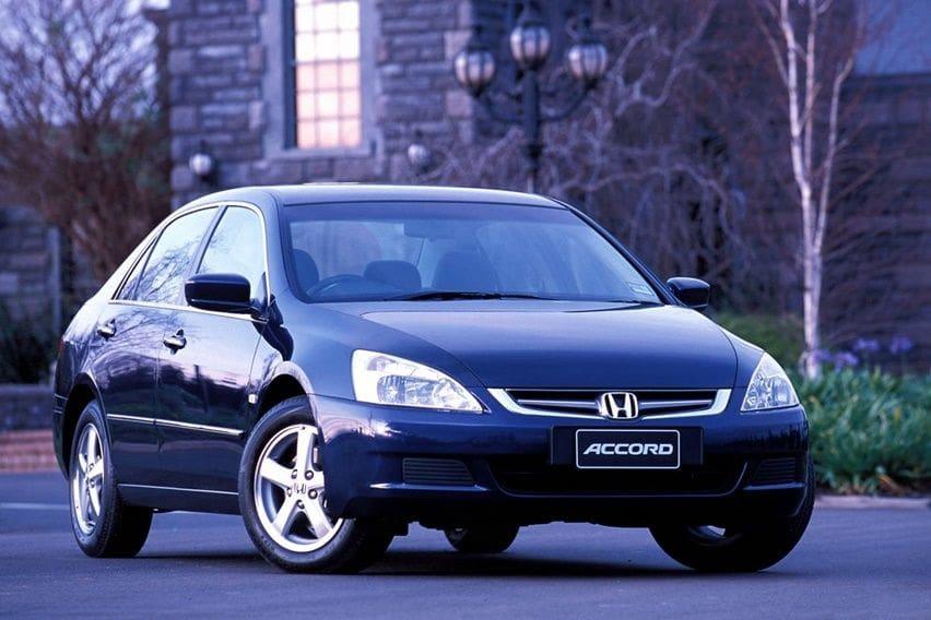 Honda Ingatkan Kembali Perbaikan Airbag Inflator Accord Buatan 2003 dan 2007