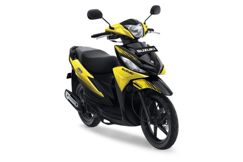 Mesin Sama, Pilih Suzuki Address atau Nex II?