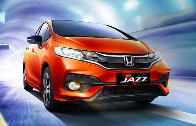 2020 Honda Jazz | 2019 Tokyo Motor Show Feature Image