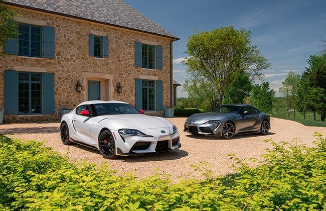 2020 Toyota GR Supra to go on sale from July 2019