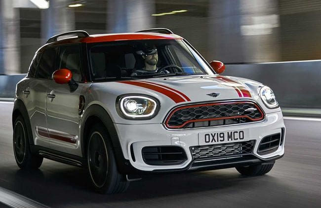 "2020 Mini Clubman & Countryman JCWs: Not so ""mini"" with 306 PS"