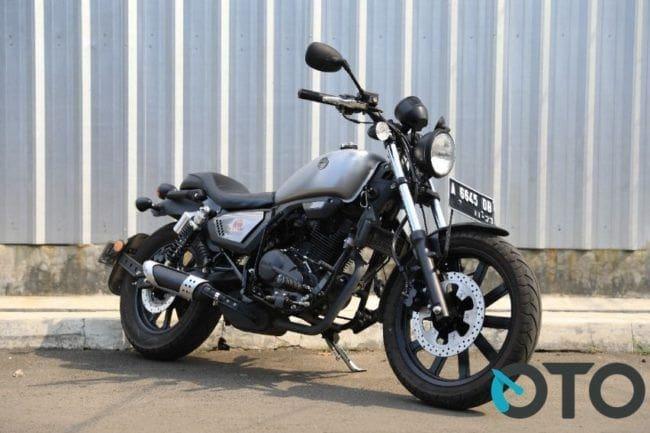 Benelli Motobi 200 Evo, Opsi Gaya Klasik Selain Yamaha XR155 dan Kawasaki W175