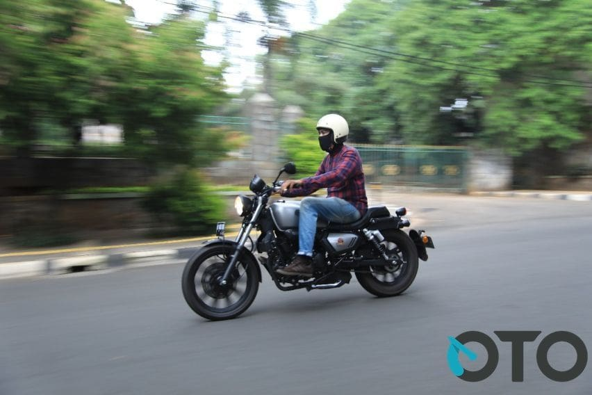 benelli motobi riding