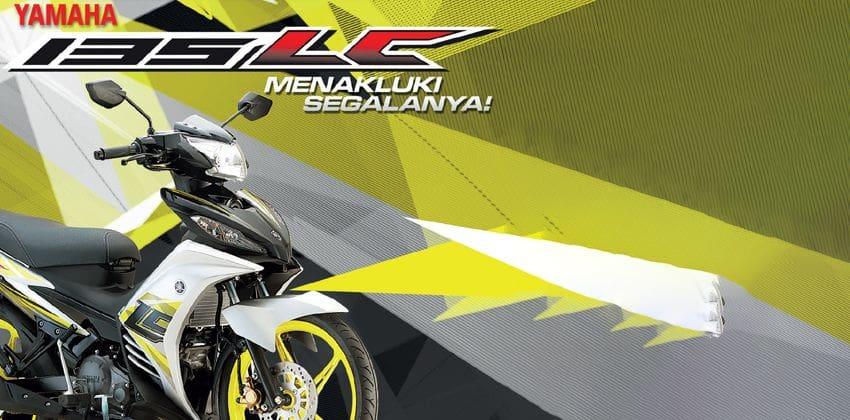 Yamaha 135LC Super Sport