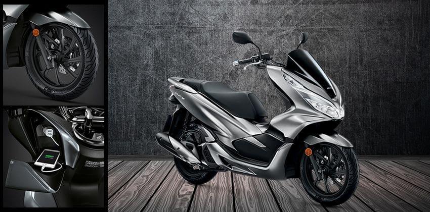 Honda PCX150 Features 1